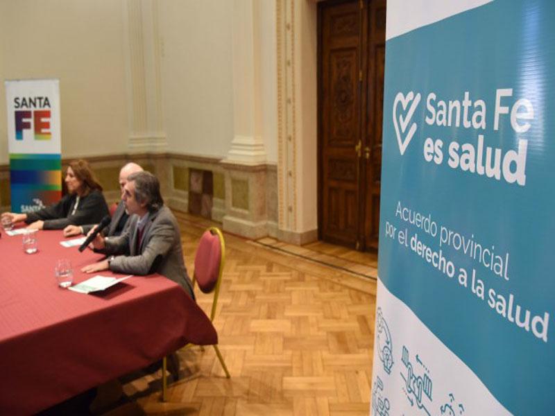 Programa Santa Fe es Salud