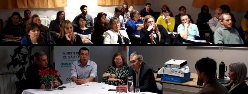 Inició el dictado  de la Maestría en Gestión de Sistemas y Servicios de Salud en la Ciudad de Comodoro Rivadavia